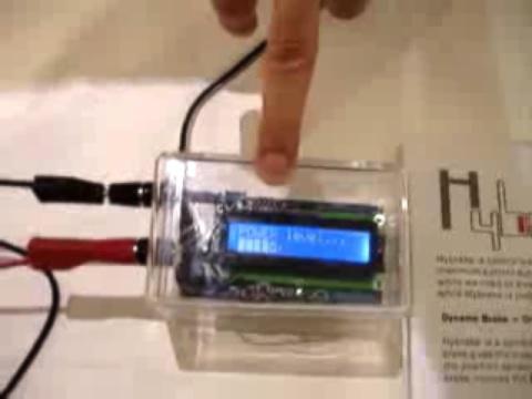 Demonstration von Hybrid2 - Video