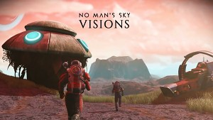 No Man's Sky Visions - Trailer