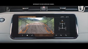 Range Rover Evoque mit Clearsight (Herstellervideo)
