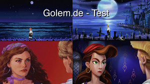 The Secret of Monkey Island Special Edition - Test