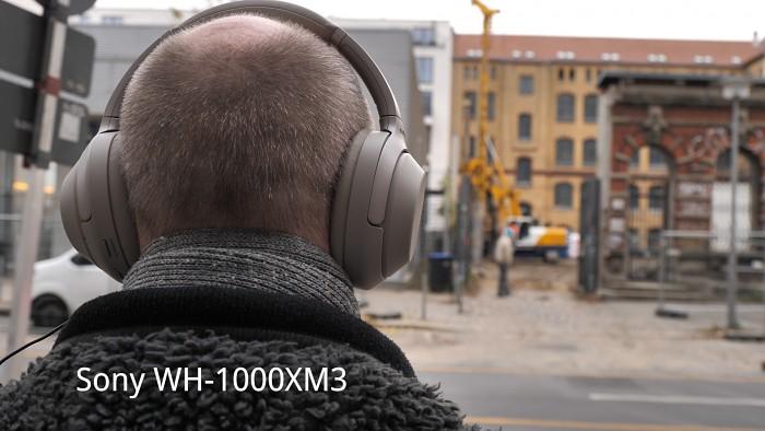 True wireless: Sony stellt drahtlose Active-Noise-Cancelling