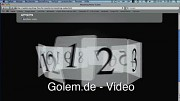 3D-Transforms im Browser Webkit - Video