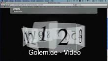 3D-Transforms im Browser Webkit - Video