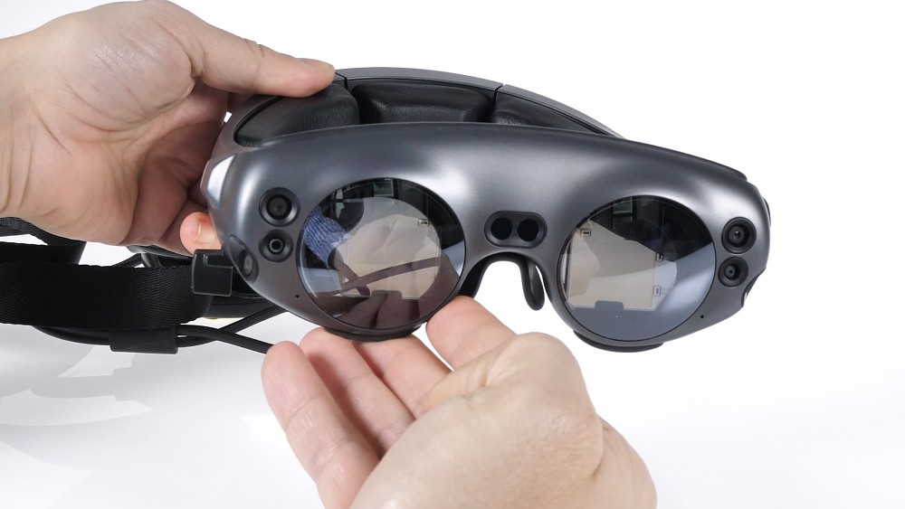Magic Leap One Creator Edition ausprobiert