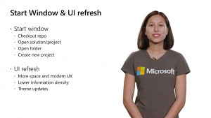 Visual Studio 2019 - erster Einblick