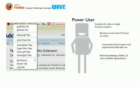 Wave Concept - Beste Lösung der Kategorie Interaction