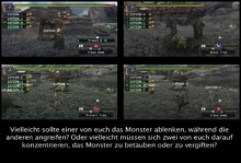 Monster Hunter Freedom Unite - Entwickler-Tutorial 4
