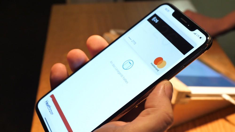 Apple Pay ausprobiert