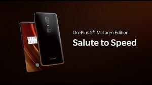 Oneplus 6T McLaren Edition - Herstellervideo