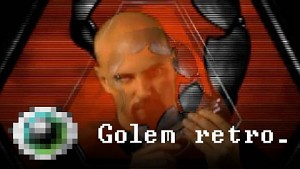 Command and Conquer (1995) - Golem retro_