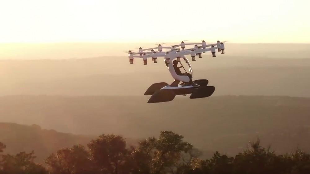 Passagier-Multicopter Hexa von Lift Aircraft