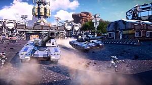 Planetside Arena - Trailer (Ankündigung)