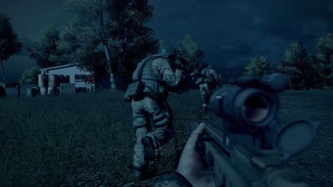 Operation Flashpoint 2 - Fear and Anticipation Trailer