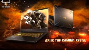 Asus TUF Gaming FX Notebooks - Trailer (CES 2019)