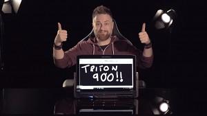 Acer stellt das Predator Triton 900 im Detail vor (CES 2019)