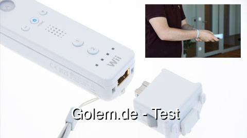 Wii Motion Plus - Test
