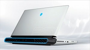 Aufrüstbares Area 51m Gaming-Notebook von Alienware (CES 2019)