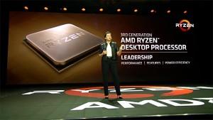 AMD stellt Ryzen 3000 vor (CES 2019)