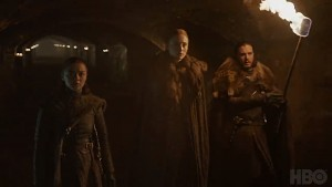 Game of Thrones (letzte Staffel) - Teaser