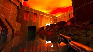 Q2VKPT - Quake 2 mit Pathtracing