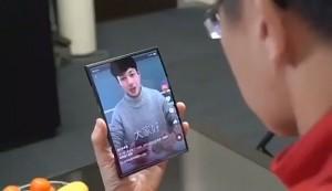 Xiaomi zeigt faltbares Smartphone
