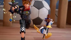 Kingdom Hearts 3 - Gameplay