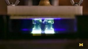 Schnelles 3D-Druckverfahren - Trailer