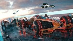Formel 1 der Zukunft - McLaren