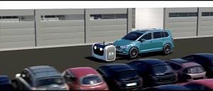 Stan - der Parkplatzroboter