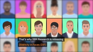 IBM erklärt Bilderdatensatz Diversity in Faces