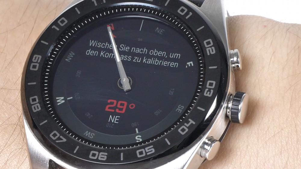 LG Watch W7 - Fazit