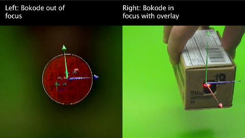 Bokode Visual Tags - Video