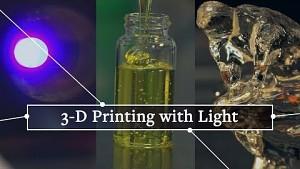 3D-Druckverfahren mit Beamer - UC Berkeley