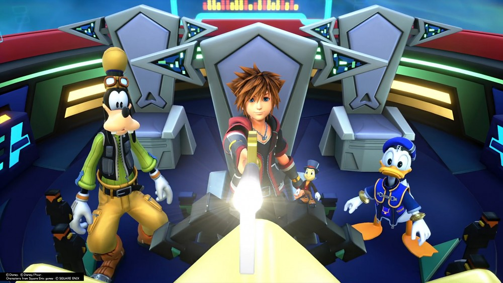 Kingdom Hearts 3 - Test
