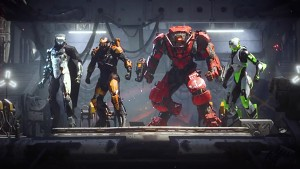 Anthem - Trailer (Launch)