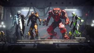 Anthem - Trailer (Launch)
