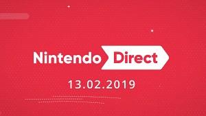 Nintendo Direct (13.2.2019)