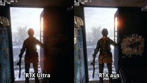 Raytracing in Metro Exodus im Test