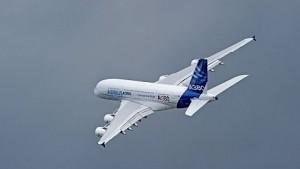 Airbus zeigt den A380