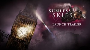 Sunless Skies - Trailer (Launch)