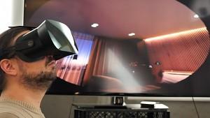 VR-Brille Varjo VR-1 ausprobiert