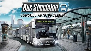 Bus Simulator - Trailer (Konsolenversion)