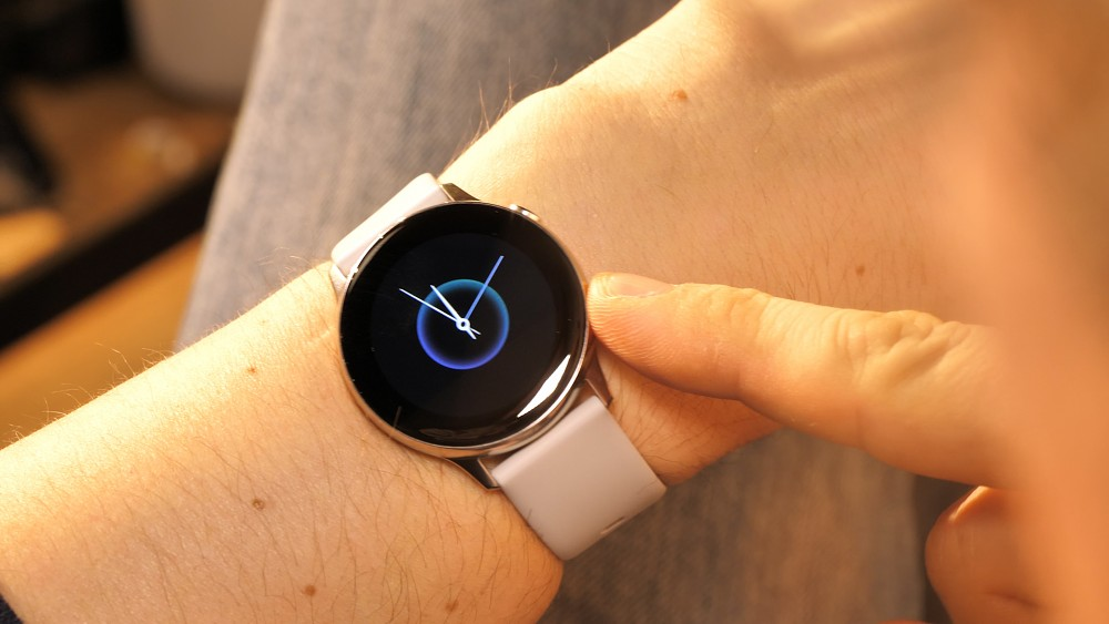 Samsung Galaxy Watch Active - Hands on