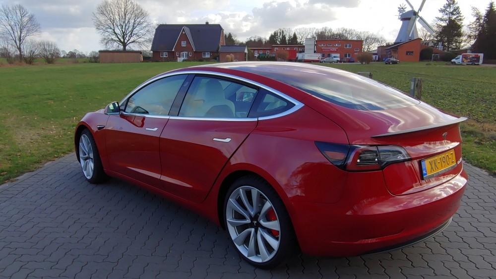 Tesla Model 3 - Test