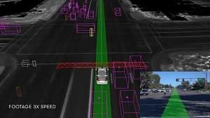 Das autonome Auto und der Verkehrspolizist - Waymo