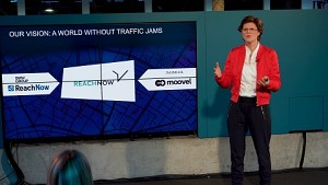 BMW Group und Daimler AG erklären Reach Now