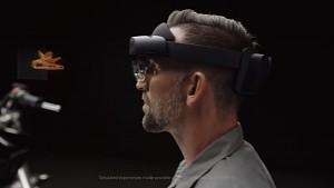 Microsoft zeigt Hololens 2