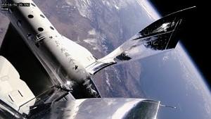 Flug von VSS Unity am 22.02.2019 - Virgin Galactic