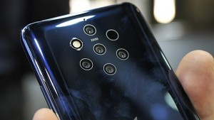 Nokia 9 Pureview - Hands on (MWC 2019)