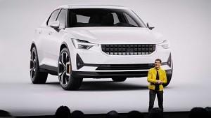 Volvo stellt den Polestar 2 vor